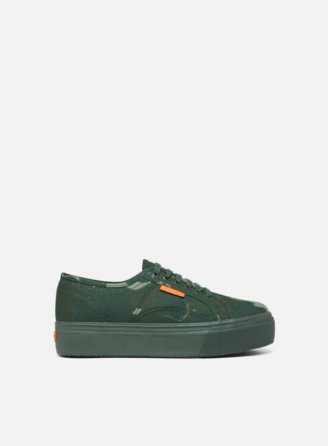 sneakers makia wmns superga 2790 fancotw island camo green