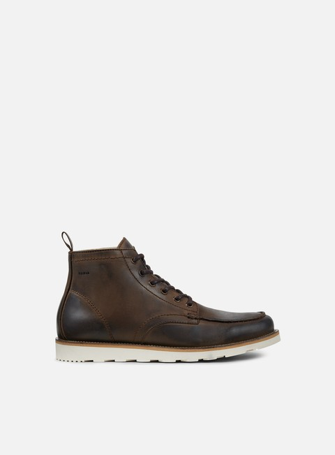 sneakers makia yard boot brown