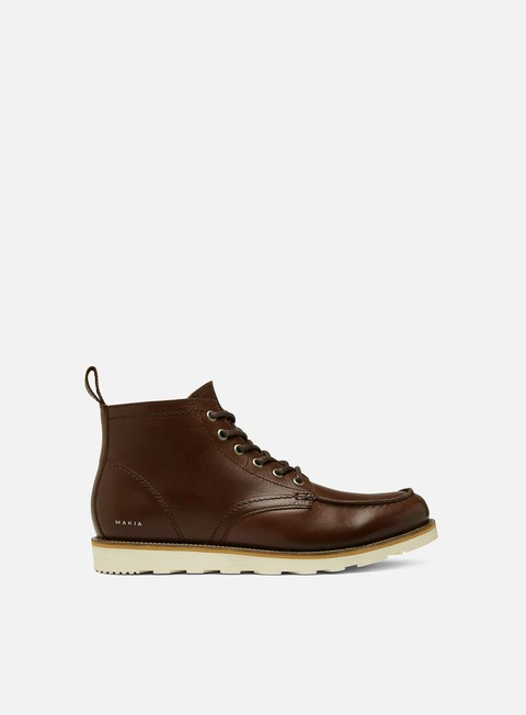 High Sneakers Makia Yard Boot