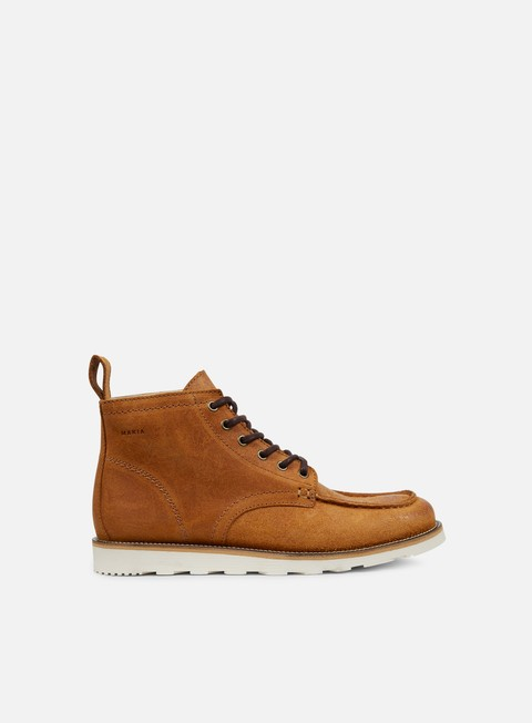 sneakers makia yard boot tan