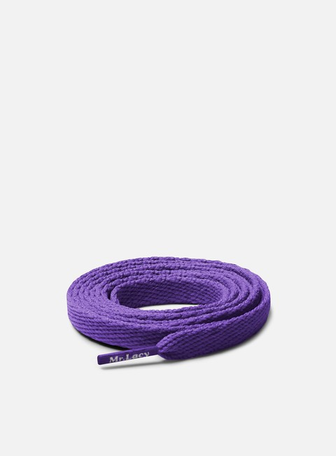 sneakers mr lacy flatties laces violet