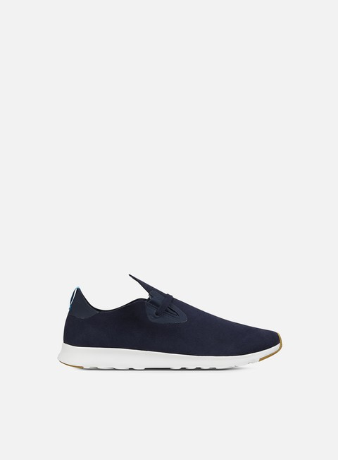 sneakers native ap non perf moc regatta blue shell white nat rubber