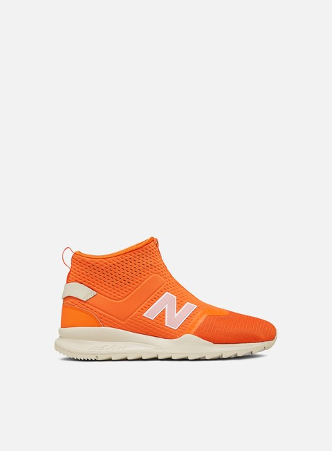 High Sneakers New Balance 247 Mid Primaloft Textile