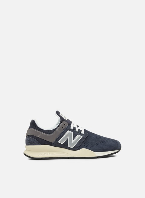 Sale Outlet Low Sneakers New Balance 247 Pigskin/Suede/Mesh