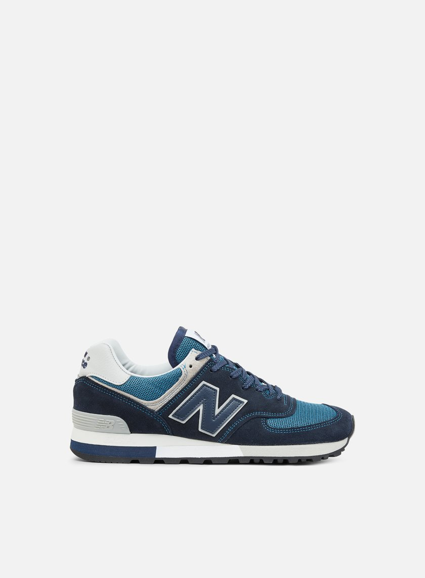 NEW BALANCE Uomo Sneakers 576 blu navy