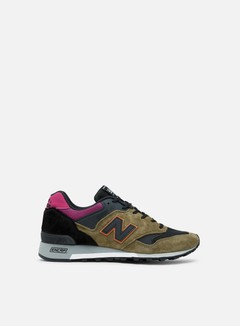 New Balance - 577 Made In England, Black/Pink
