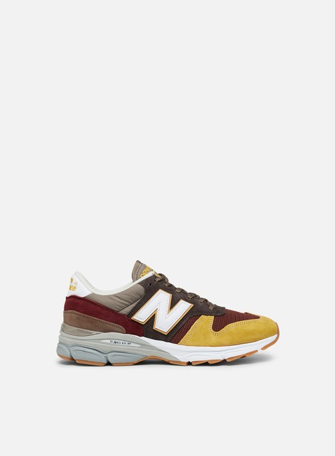 Sale Outlet Low Sneakers New Balance 770.9 Made in England