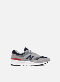 New Balance - 997H, Grey/Navy/Red