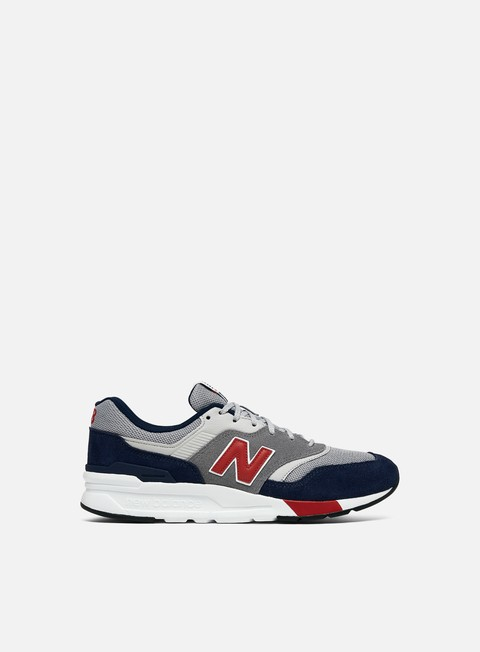 Sneakers Basse New Balance 997H Suede/Mesh