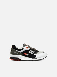 New Balance - CM1600, Black/White 1
