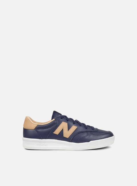 sneakers new balance crt300 leather navy