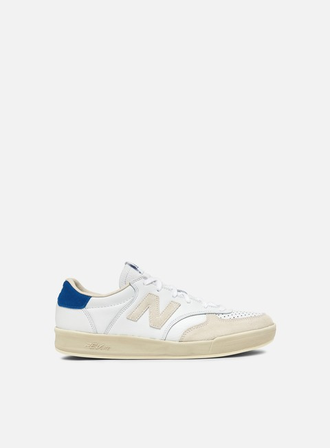 Sale Outlet Low Sneakers New Balance CRT300 Leather