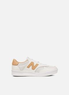 New Balance - CRT300 Leather, White