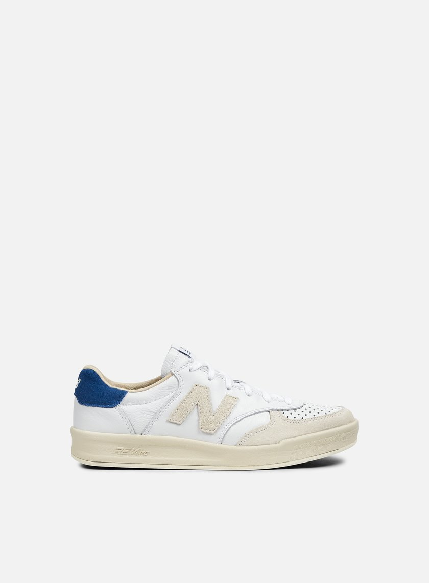 New Balance - CRT300 Leather, White