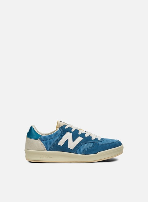 sneakers new balance crt300 suede mesh blue