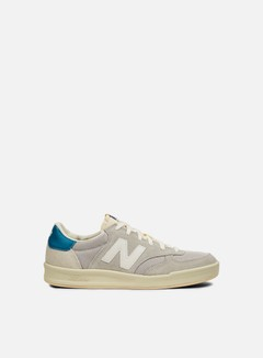 New Balance - CRT300 Suede/Mesh, Light Grey 1