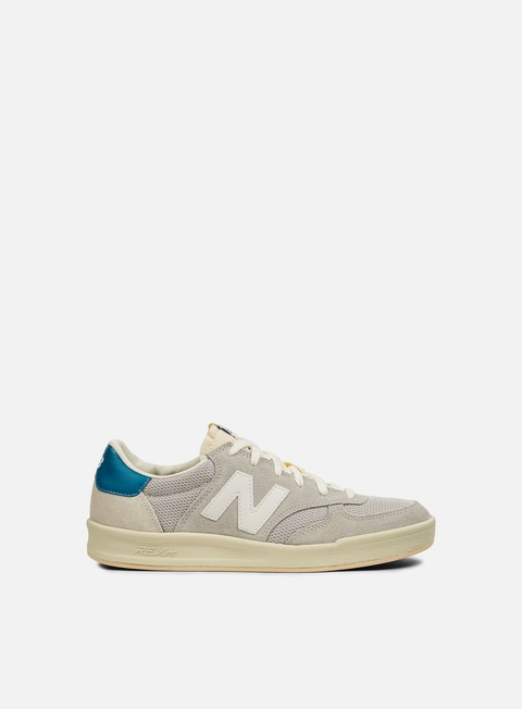 sneakers new balance crt300 suede mesh light grey
