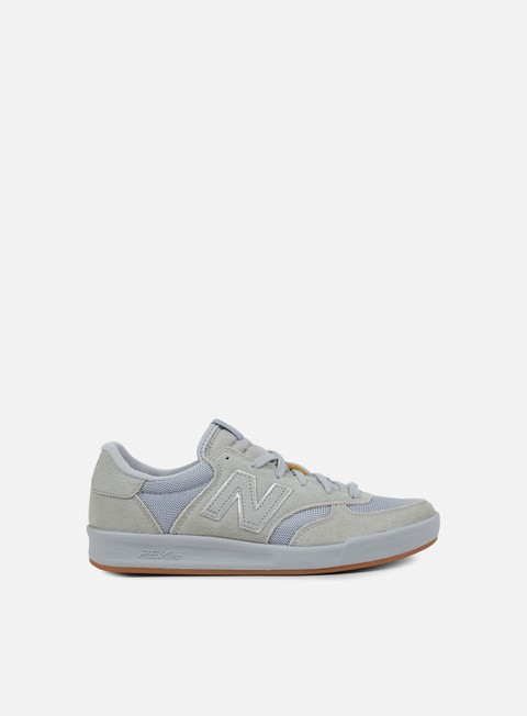 sneakers new balance crt300 suede textile grey