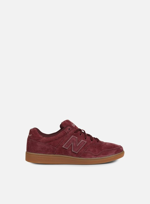 sneakers new balance ct288 maroon