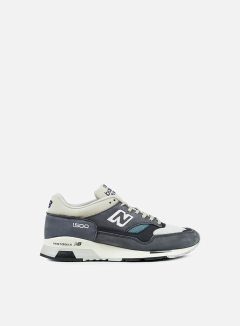 sneakers new balance m1500 35th anniversary suede mesh grey navy