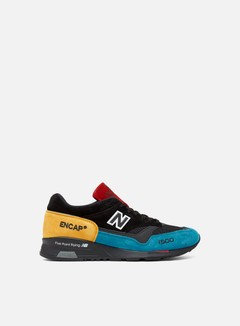 New Balance - M1500 Made In England, Black/Blue/Yellow