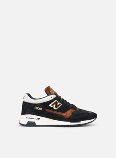 New Balance - M1500 Made In England, Black/Brown