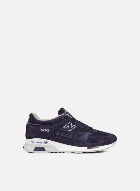 sneakers new balance m1500 made in england blue
