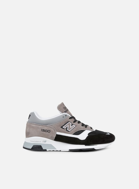 sneakers new balance m1500 made in england grey black
