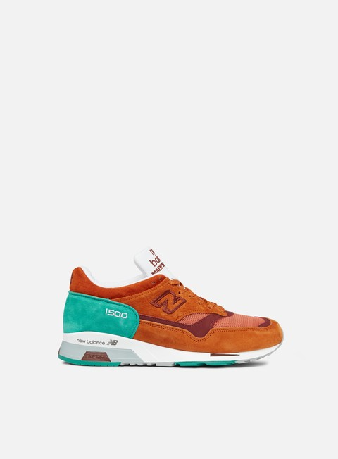 sneakers new balance m1500 made in england orange