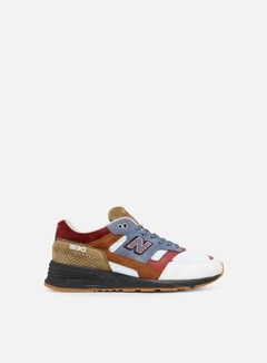 New Balance - M1530 Made in England, White/Grey/Burgundy