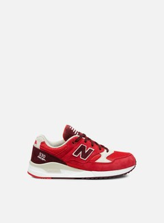 New Balance - M530RAA, Red/Grey 1