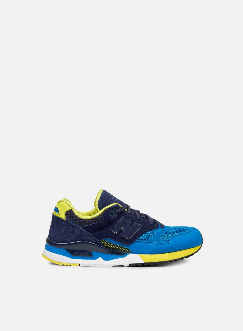 New Balance - M530RTB, Blue/Yellow