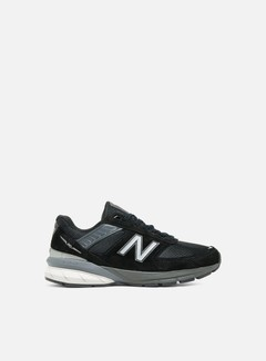 New Balance - M990 Made in USA, Black/Silver