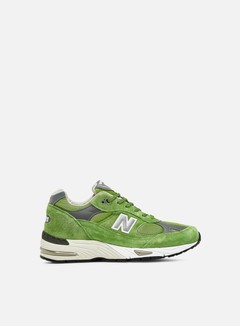 New Balance - M991 Made in England, Bright Green