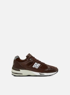 New Balance - M991 Made in England, Dark Brown