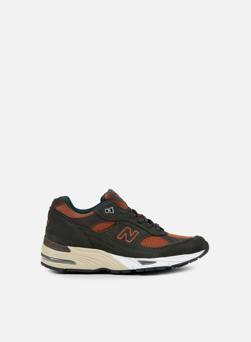 New Balance - M991 Made In England, Green
