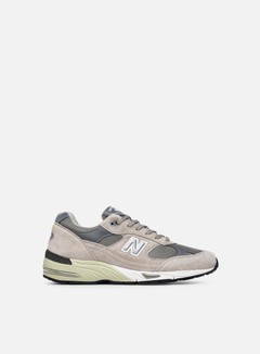 New Balance - M991 Made In England, Grey