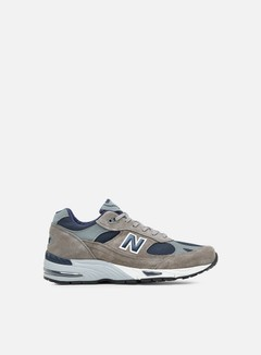 New Balance - M991 Made in England, Grey/Navy