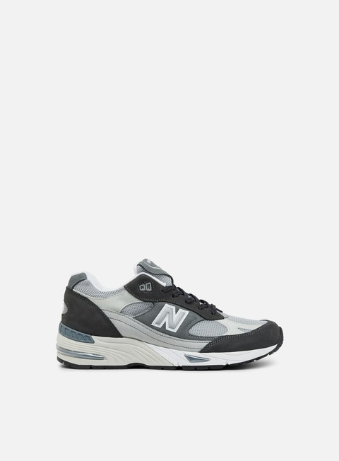 sneakers new balance m991 made in england grey white