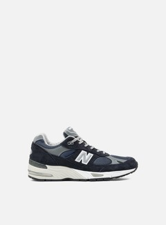 New Balance - M991 Made In England, Navy/Grey