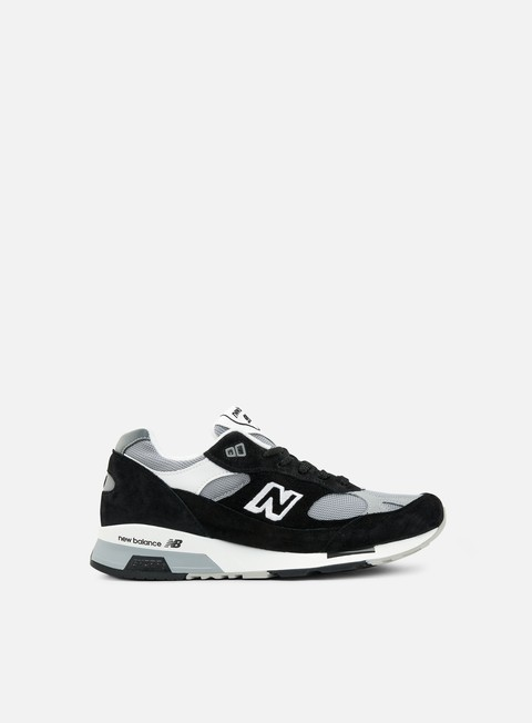sneakers new balance m9915 made in england black grey