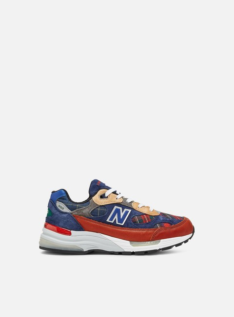 Sneakers Basse New Balance M992 Made in Usa