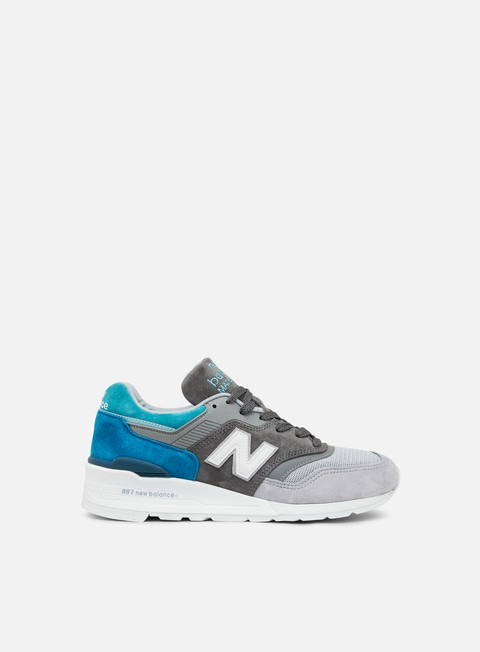 sneakers new balance m997 made in usa grey blue