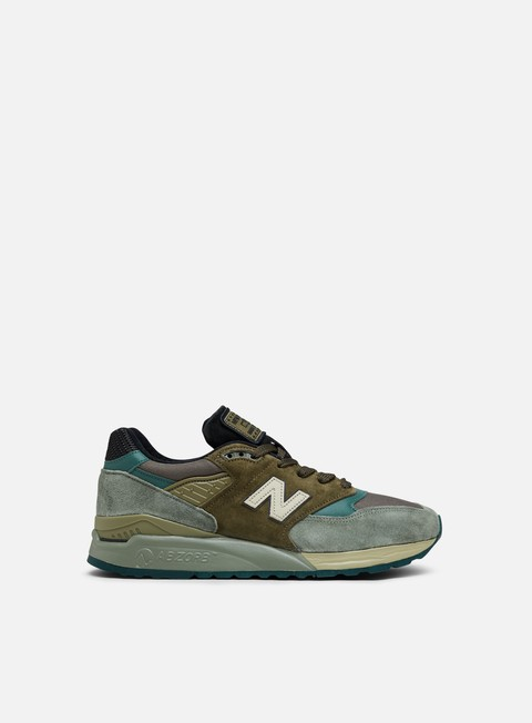 Outlet e Saldi Sneakers Basse New Balance M998 Made In Usa