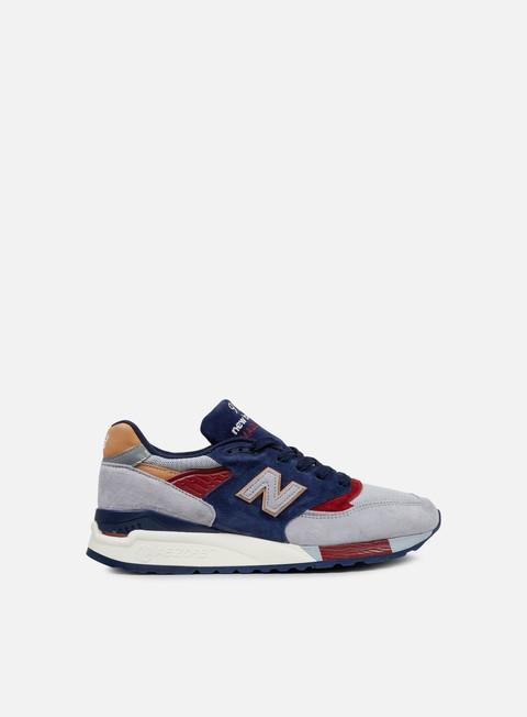 Sale Outlet Low Sneakers New Balance M998 Made In Usa