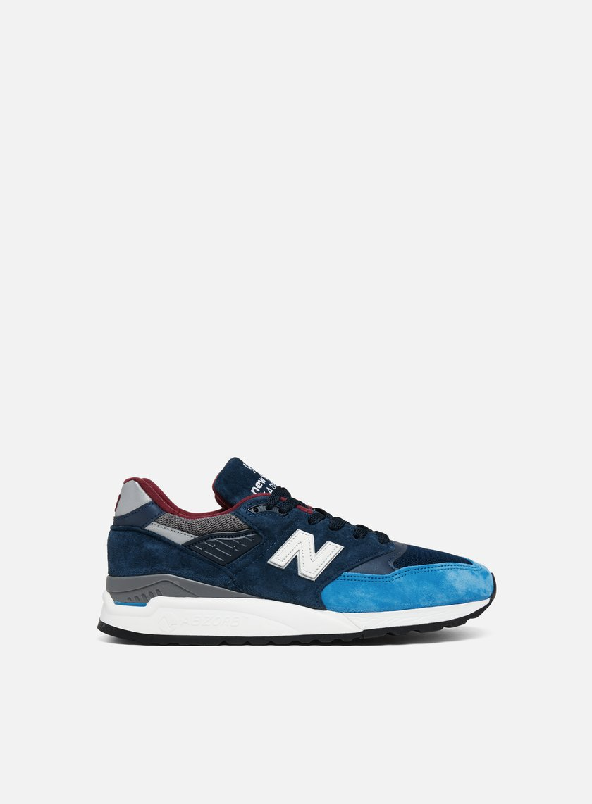44325de0d7ff1b NEW BALANCE M998 Made In Usa € 153 Low Sneakers