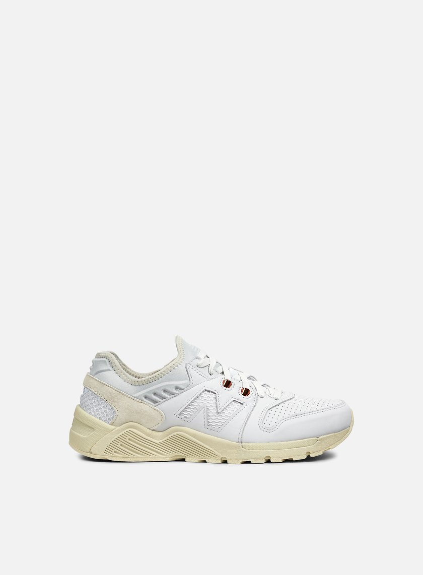New Balance - ML009 Leather/Mesh, Artic Fox