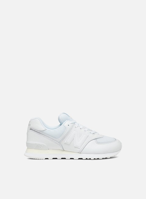 Outlet e Saldi Sneakers Basse New Balance ML574 Leather/Mesh