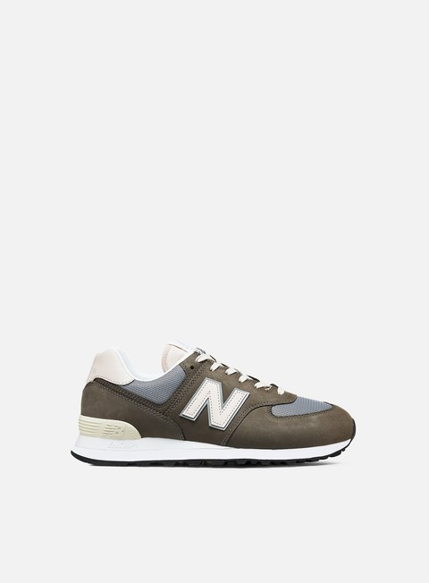 Sneakers Basse New Balance ML574 Nubuck/Mesh