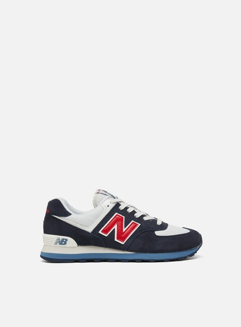 Outlet e Saldi Sneakers Basse New Balance ML574 Suede/Mesh